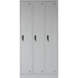 Tủ Locker 3 cánh dài TU-K3QA