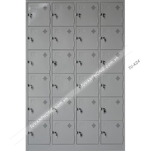 Tủ sắt đựng đồ tư trang thường có thiết kế như thế nào?-1