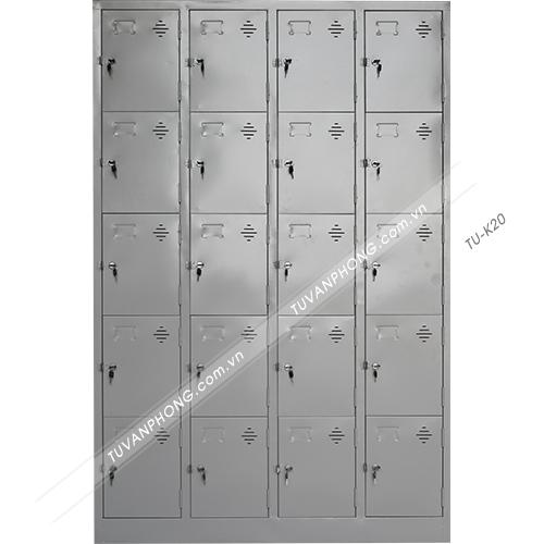 Tủ Locker 20 cánh TU-K20