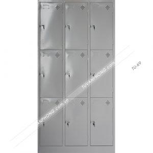 Tủ Locker 9 cánh TU-K9